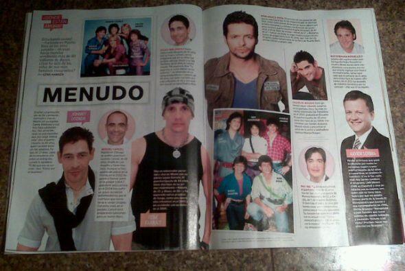 El cantante y actor formó parte de la agrupación Menudo desde 1980 y dur...