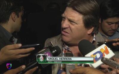 """Miguel Herrera: """"2015 tiene que ser un gran año para nosotros"""""""