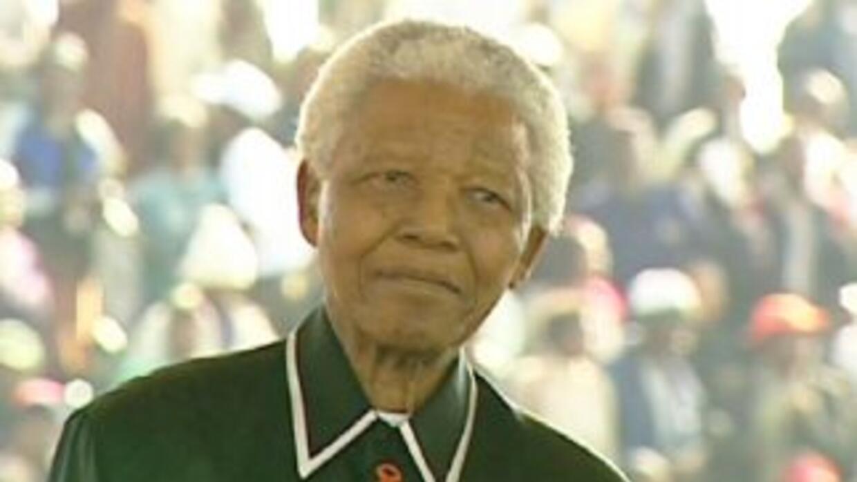 Nelson Mandela fue dado de alta del hospital