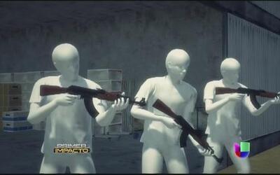 Una comunidad mexicana vive un infierno tras los disparos de un grupo ar...