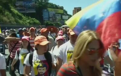 El nuevo partido político de oposición en Venezuela no cree en una salid...