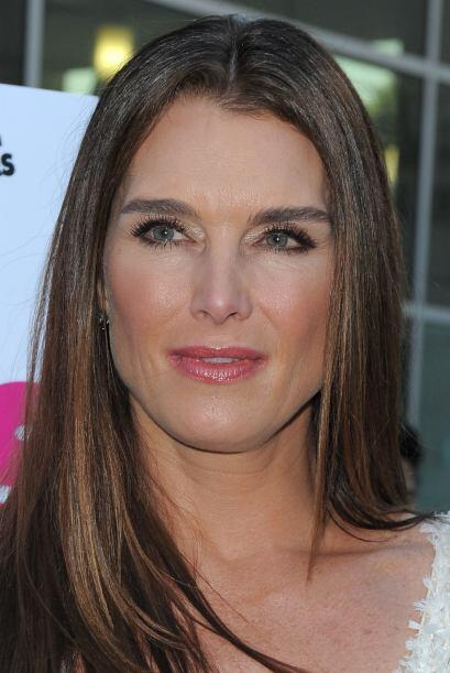Brooke Shields, una de las actrices más guapas no se rindi&oacute...