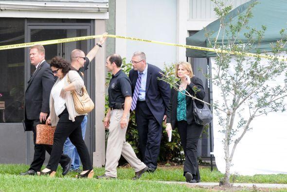 Hasta el momento el FBI no había confirmado la identidad de la víctima n...