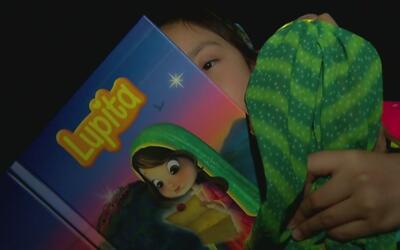 Lupita, la muñeca con la que se busca conservar la fe en la Virgen de Gu...