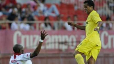 Giovani fue titular y jugó los 90 minutos del encuentro.