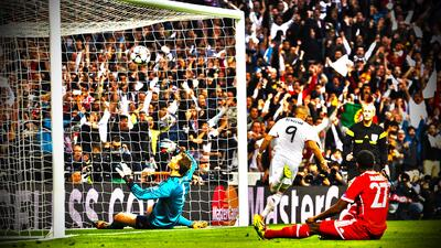 La efectividad del Madrid gana al dominio del Bayern