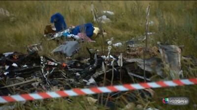 Malaysia Airlines publicó la lista de los pasajeros del vuelo MH17