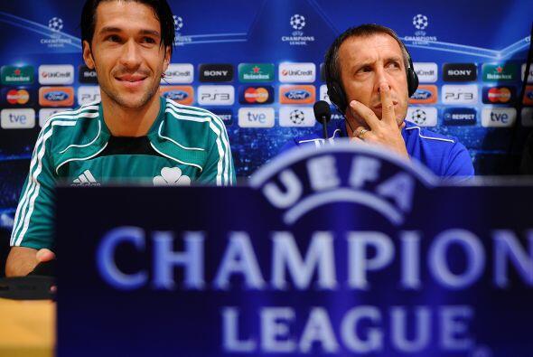 Un conocido del fútbol español y del Barcelona, Luis Garc&...
