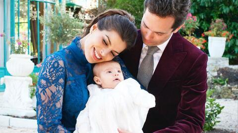 SYP Al Instante: Bárbara Coppel y Alejandro Amaya bautizaron a su hija c...