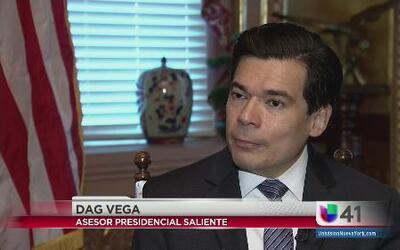 Termina gestión de latino en la Casa Blanca