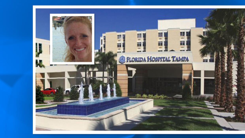 Hombre asesina mujer en hospital de Tampa y se suicida