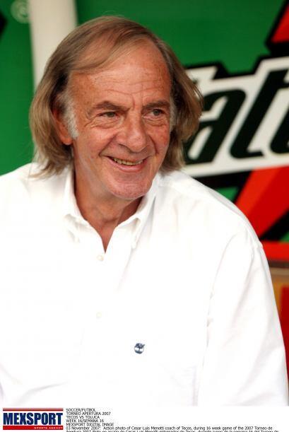 Aunque no se crea César Luis Menotti, el técnico que llev&...