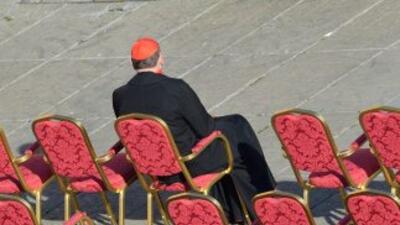El cardenal Roger Mahony, ex arzobispo de Los Angeles, reconoció en marz...