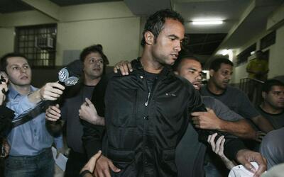 Bruno Fernandes es culpable de asesinar a su ex novia.