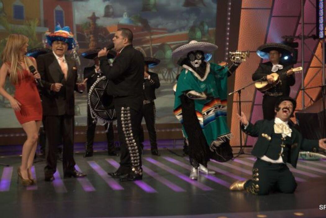 Divertidísimo estuvo el concurso acompañado del Mariachi México Internac...