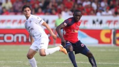 Veracruz y Atlas se miden en partido de la jornada 8.