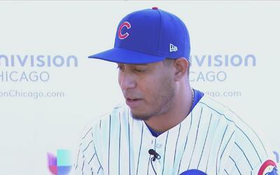 """Héctor Rondón: """"Quiero estar saludable este año y poder lanzar muchos in..."""