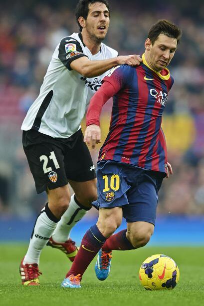 Parar a Messi siempre tiene complicaciones.