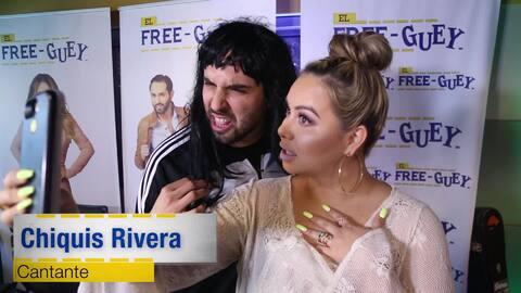 Chiquis Rivera encontró a la doble de su álter ego 'Valentina'