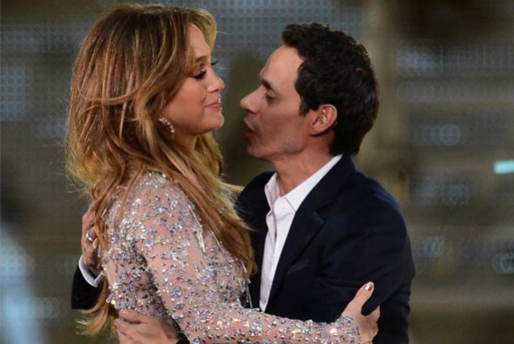 Cuando Marc se divorció de Dayanara Torres se casó con la Diva del Bronx
