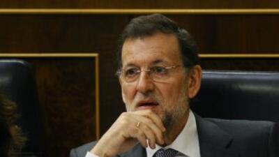 Mariano Rajoy busca frenar el desempleo entre los jóvenes en España.
