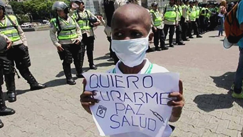 La muerte de Oliver Sánchez refleja la crisis de salud que se vive en Ve...