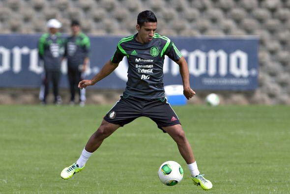 -Alonso Escoboza y Oribe Peralta se reportaron el viernes a las práctica...