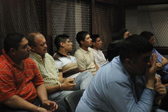 Al igual que Pérez Rojas, fueron sentenciados a 313 años de cárcel los m...