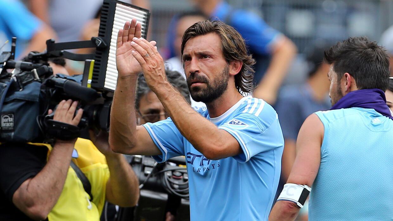Andrea Pirlo, NYCFC