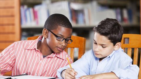 Las diferencias entre distritos escolares afectan especialmente a las mi...