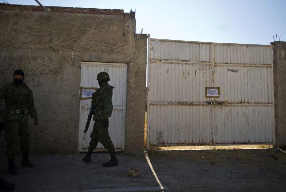 Las autoridades han mencionado que el  pefil de los asesinados son polic...