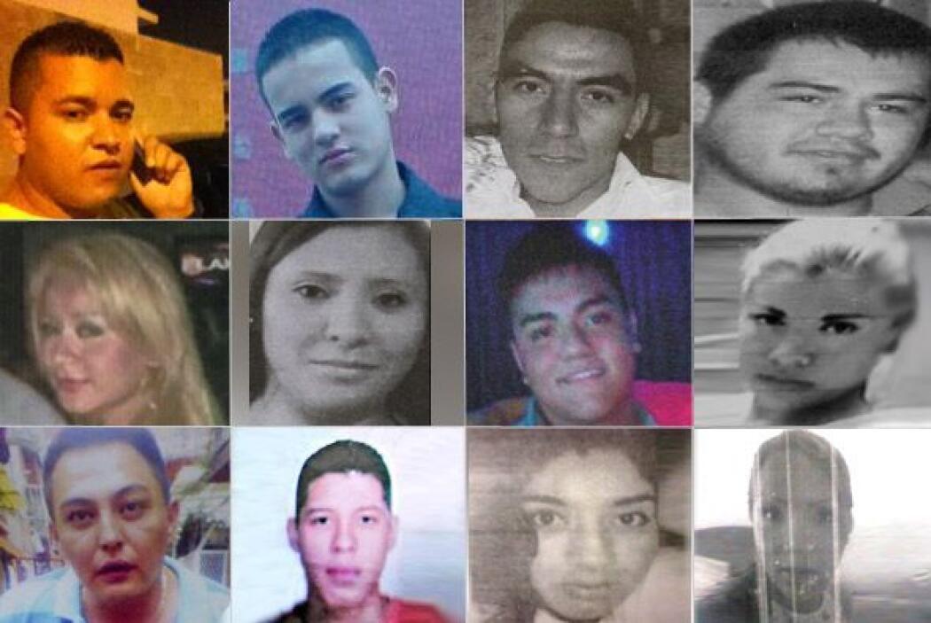 LOS DESAPARECIDOS DEL HEAVEN - El 26 de mayo 12 jóvenes desaparecieron e...