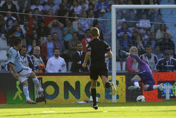 El primer gol de estos duelos se dio en Vigo, un tanto a favor de los lo...