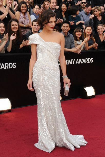 Sin duda una de las más sexis de los Oscares 2012 fue la actriz M...