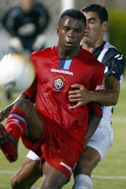 Fue en el 2004 cuando el 'Chucho' comenzó su andar por el futbol...