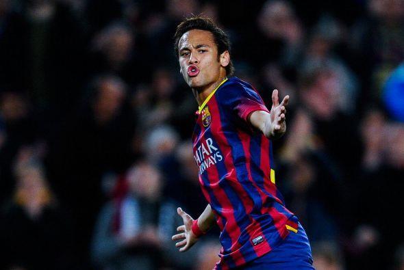 Gol del Barcelona, el sexto contra el Rayo. todos de lujo.
