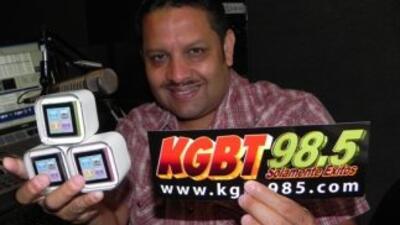 Gana un iPod con Grupo Pesado y KGBT985.com