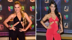 ¿Ya se habrán dado cuenta Fanny Lu y Victoria Ortiz que llevaban un mode...