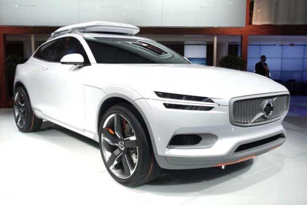 El Volvo XC Coupé es otro de los excelentes conceptos a los que Volvo no...