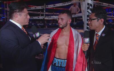 """Christopher 'Pitufo' Díaz: """"Quiero seguir trabajando y creciendo"""""""