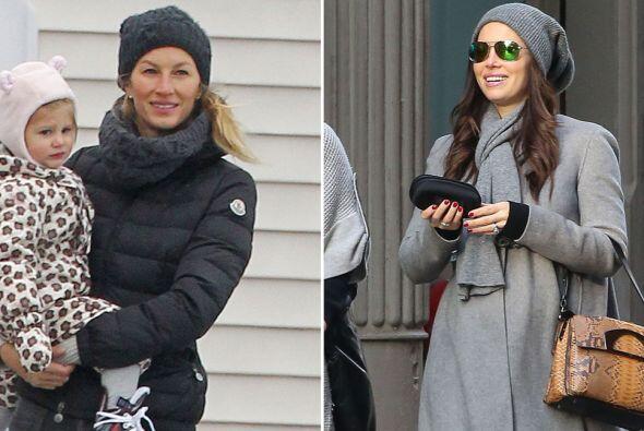 Que el frío no sea impedimento para lucir súper 'fashion', luce alguna d...
