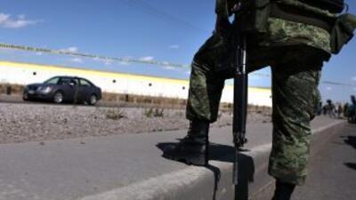 La cabecilla del narco murió en u n tiroteo entre la policía y los capos.