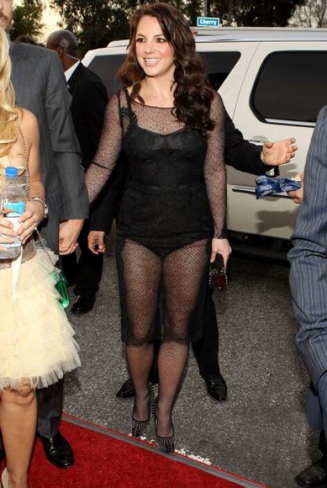 Britney en tu temporada de dejar tus trapitos al sol, creemos que te lo...