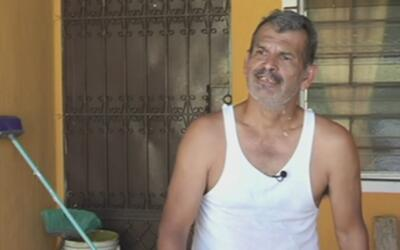 Se fue sin nada y regresó sin nada, el testimonio de un salvadoreño depo...