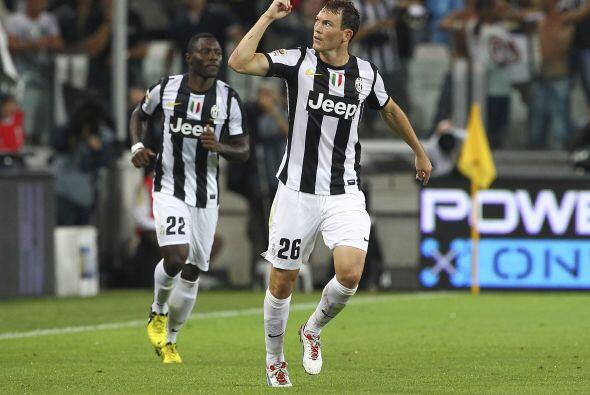Y hasta metió gol para ser sin duda el mejor del encuentro.