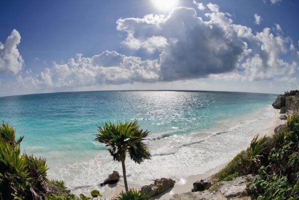 6. Tulum, México. Nada mejor que la paradisíaca Riviera Maya para sacarl...
