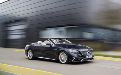 Mercedes-Benz AMG S 65 Cabriolet 2017