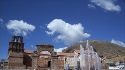 Chucuito-Juli, en Perú