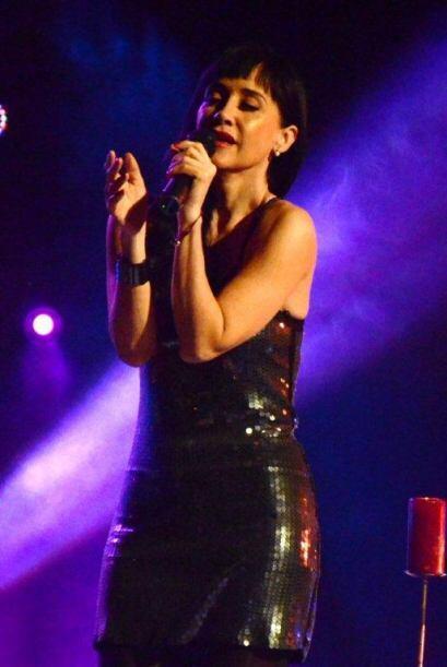 Y es que Susana es una gran exponente de la música romántica.