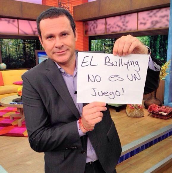 El presentador de Despierta América, el mexicano Alan Tacher. Foto tomad...